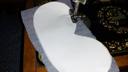 Sewing the Pattern