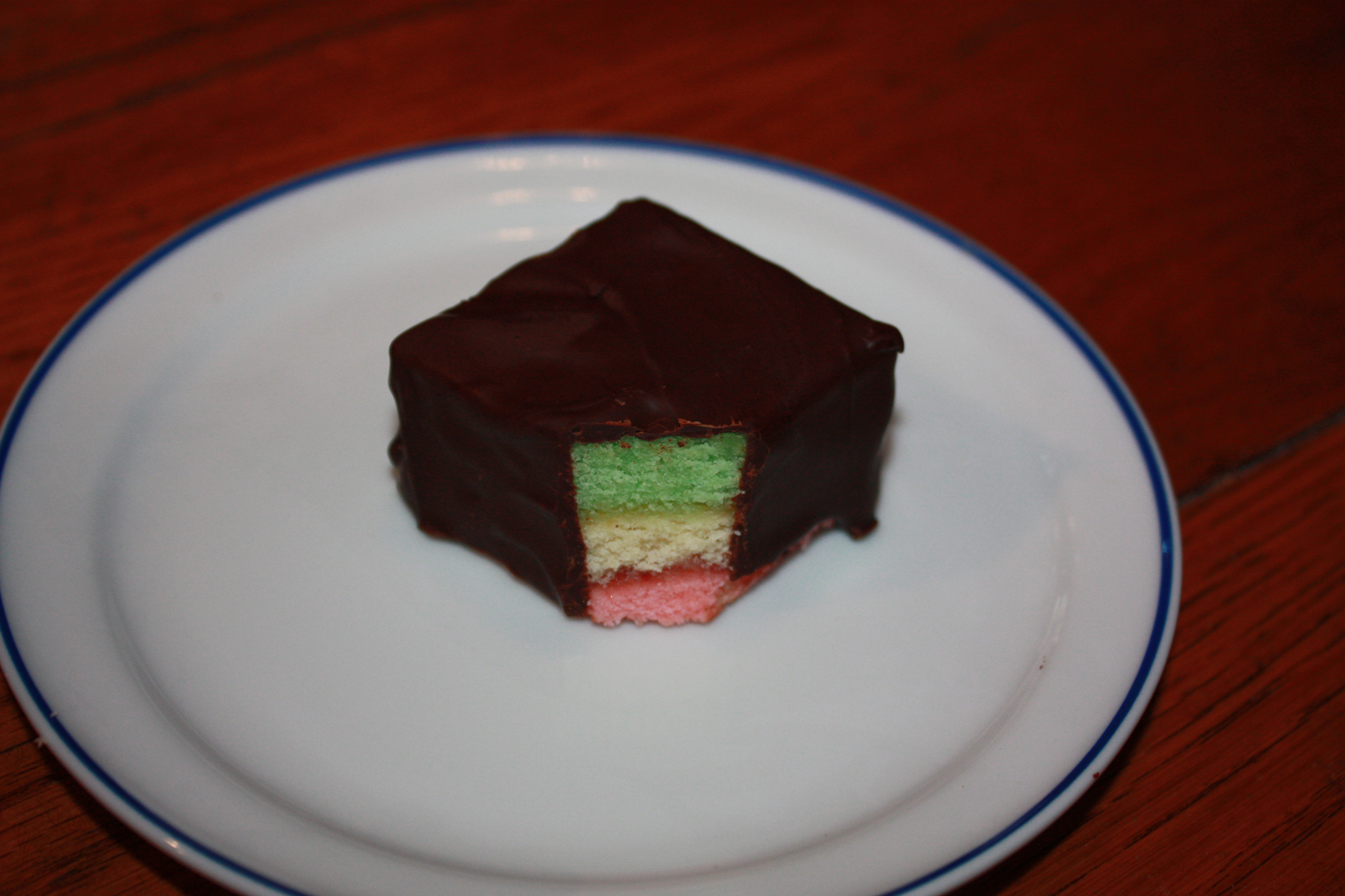 Picture of Rainbow Cookies