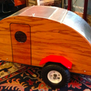 Mini Teardrop Trailer