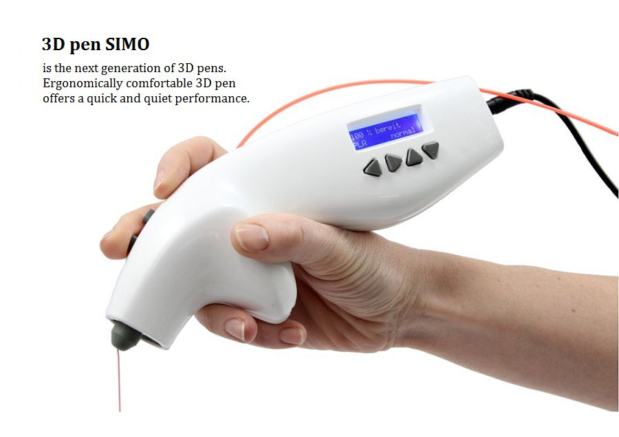 Picture of Select a 3D Printing Pen
