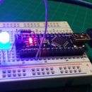 How to Wire an Arduino With a Led (Como Conectar Un Arduino Con Un Led)
