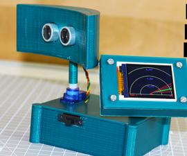 How to Make Mini Radar | Arduino Based