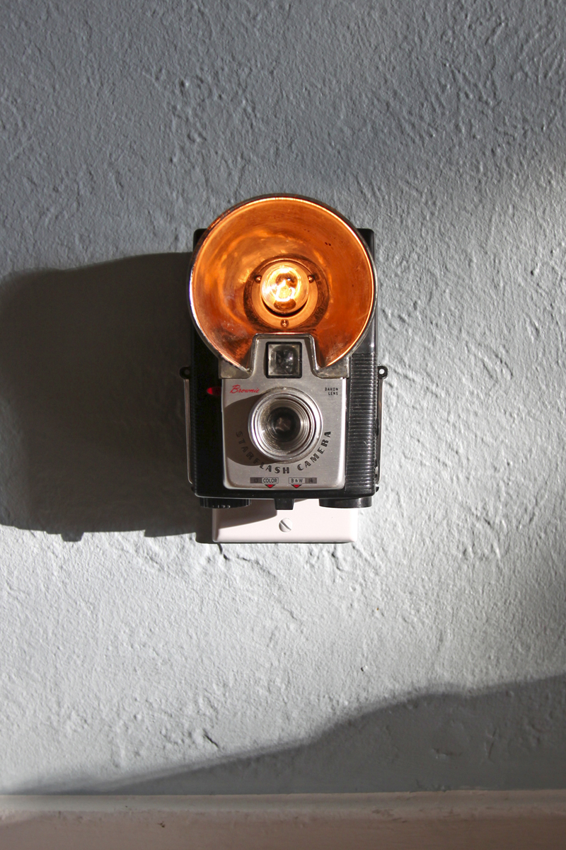 Picture of Vintage Camera Nightlight