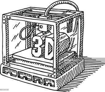 Print 3d Parts.