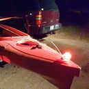 Kayak LED light