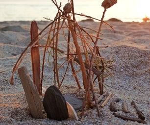 Beach Nest Castle