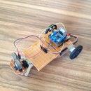 Obsatcle Avoidance Vehicle Using ATmega328P Microcontroller (Arduino)