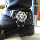 """GEAR HEADZ""  change the look of your boots or whatever"