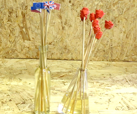 Reed Diffuser (roses)