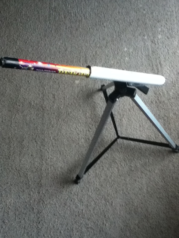 Picture of VERY Simple Roman Candle AUTOTURRET
