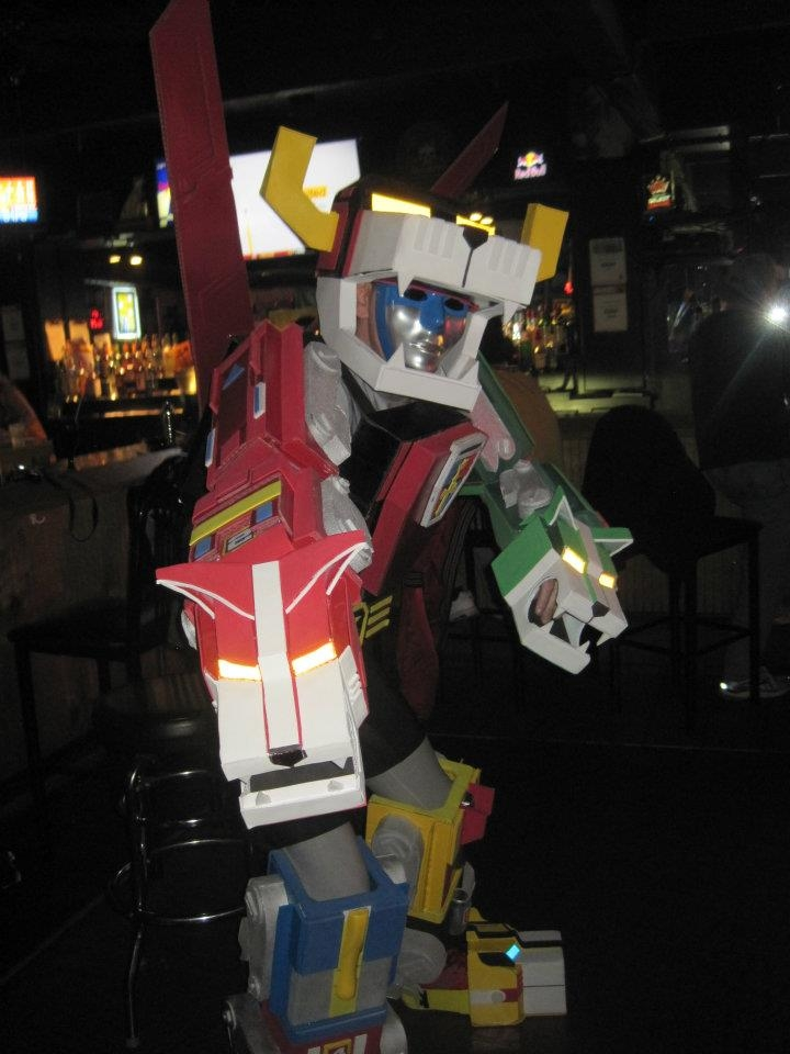 Picture of Voltron Costume