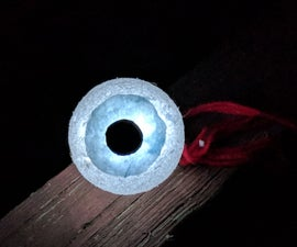 DIY LED Eyeball