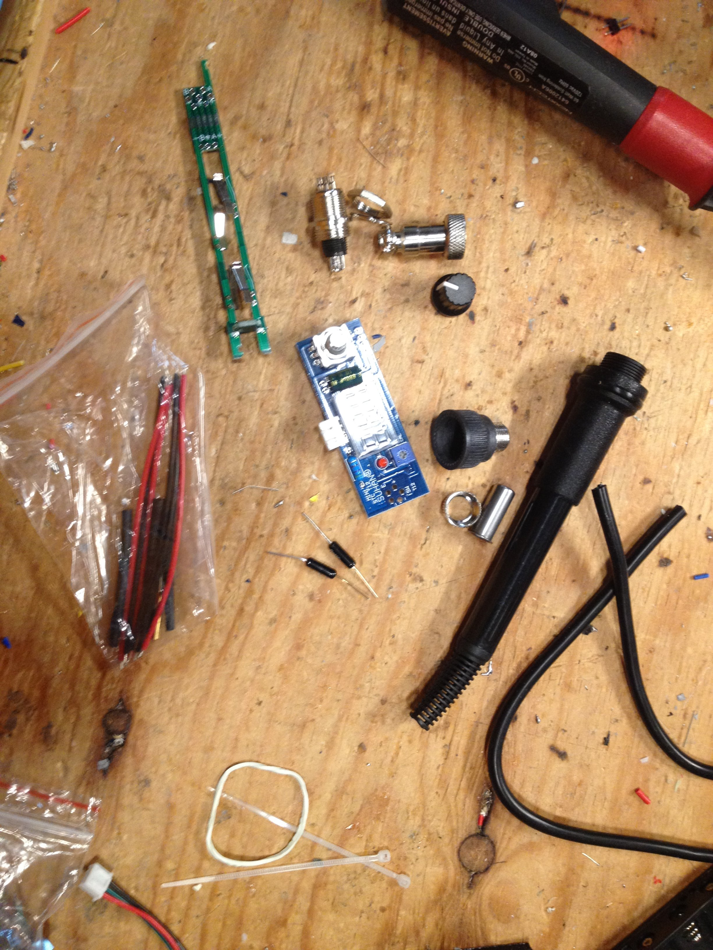 Picture of Hakko T12 Soldering Iron Kit Assembly