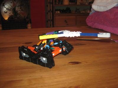 My Transformer Blitz