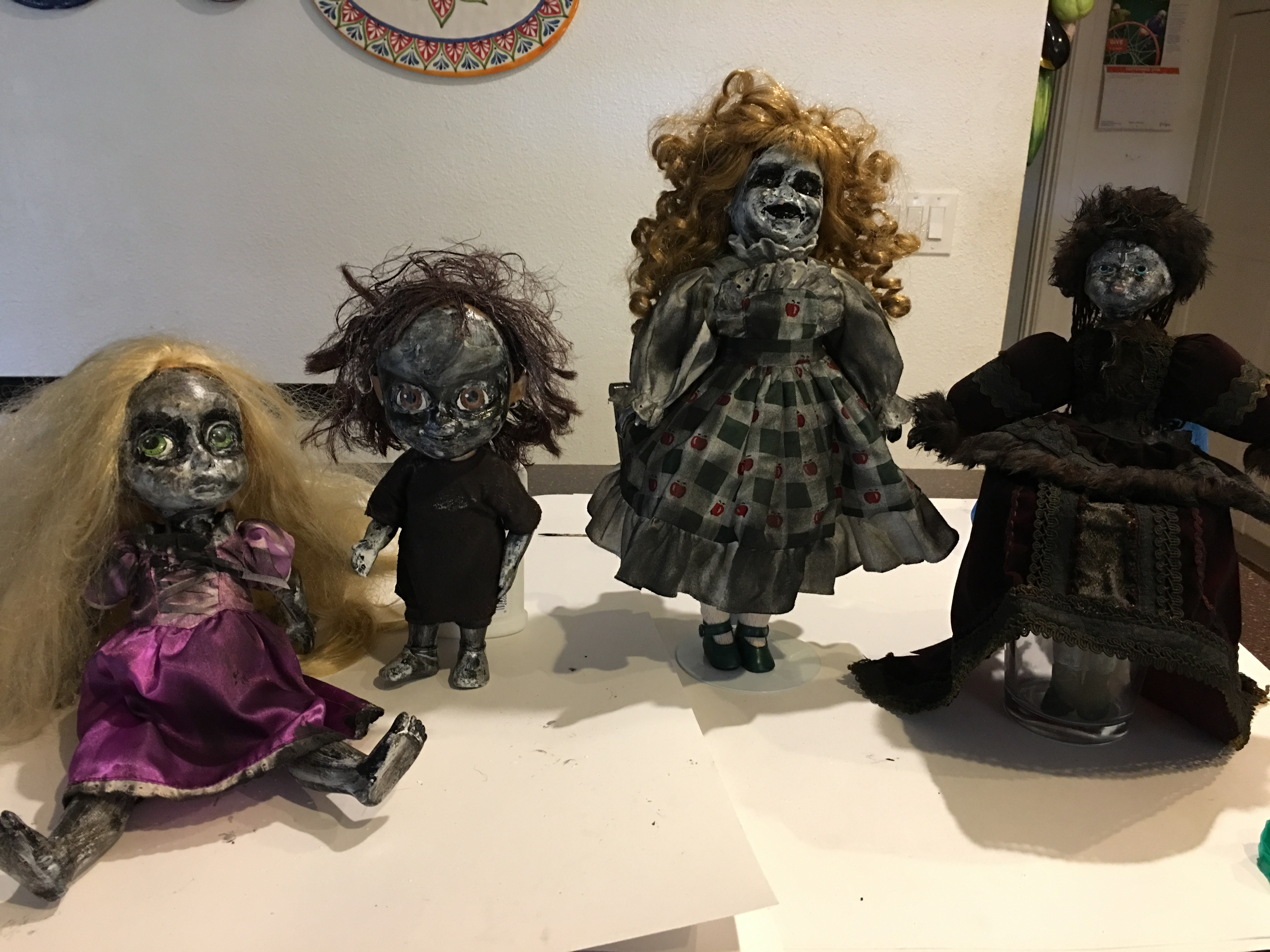 Picture of Demon Dolls