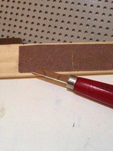 Sharpening Stick