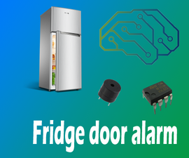 Fridge Door Alarm