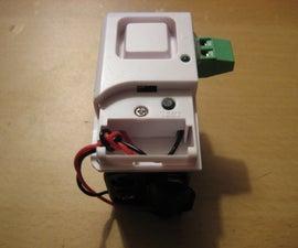 Electronic Tether Alarm