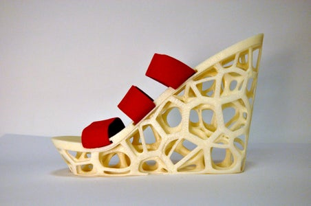 Voila, Your Shoes Are Finished