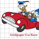 Vectors Car Race
