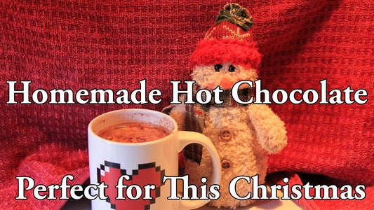 Homemade Hot Coco Perfect for the Winter