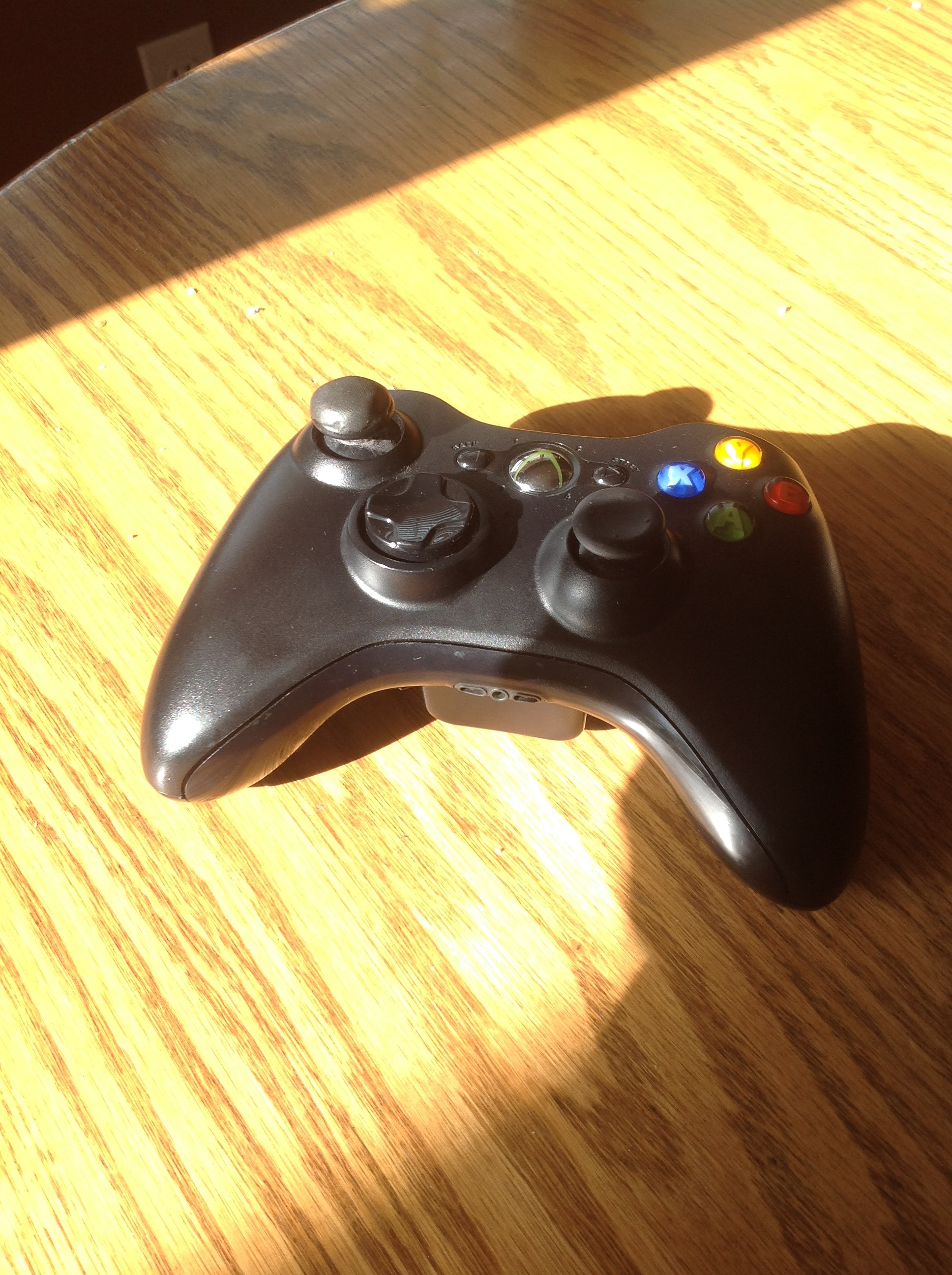 Picture of Hack Your Xbox Controller With Sugru