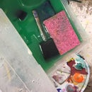 Paintbrush Holder