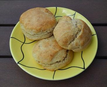 Foolproof Sourdough Biscuits