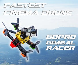 Fastest and Most Agile Cinema Drone Ever!