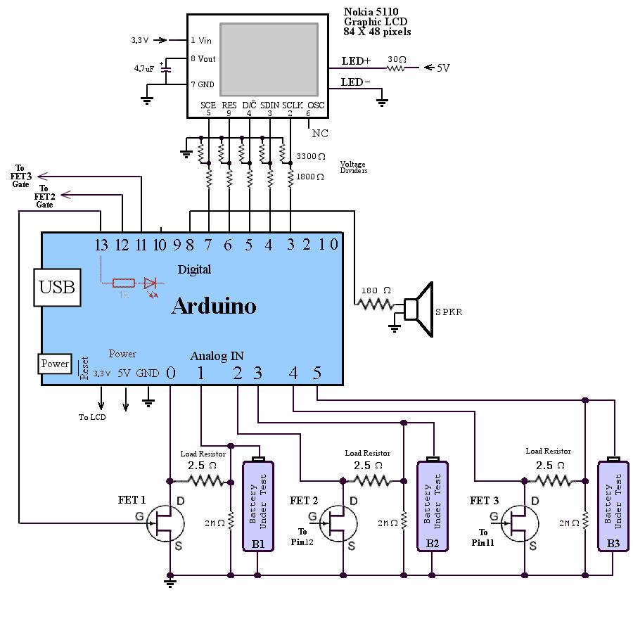 Picture of Full Schematics