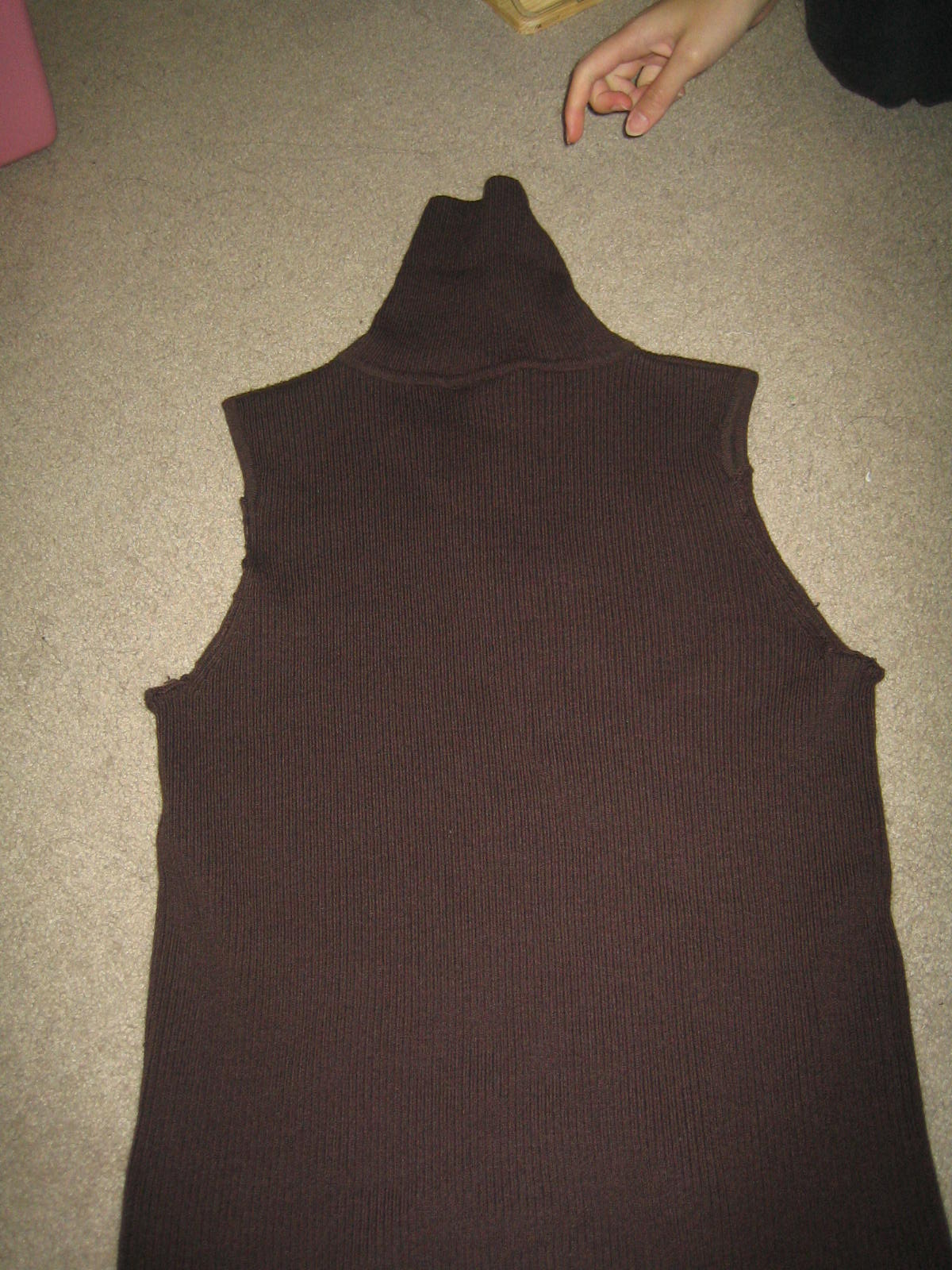 Picture of Alterations to Clothing