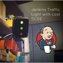 Setup SCDE RpServer - with Jenkis Traffic light
