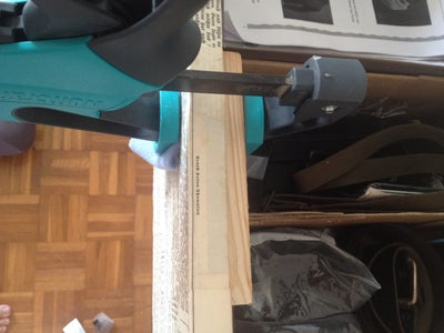 Drill the Holes for the Handles and Attach Them -> Done!