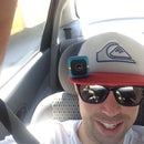 Polorid Cube Hat & Neckalce