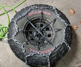 DIY Tire Chains