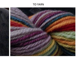 How To Spin a Rainbow Gradient Yarn