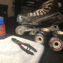 How to Clean and Change Inline Wheels