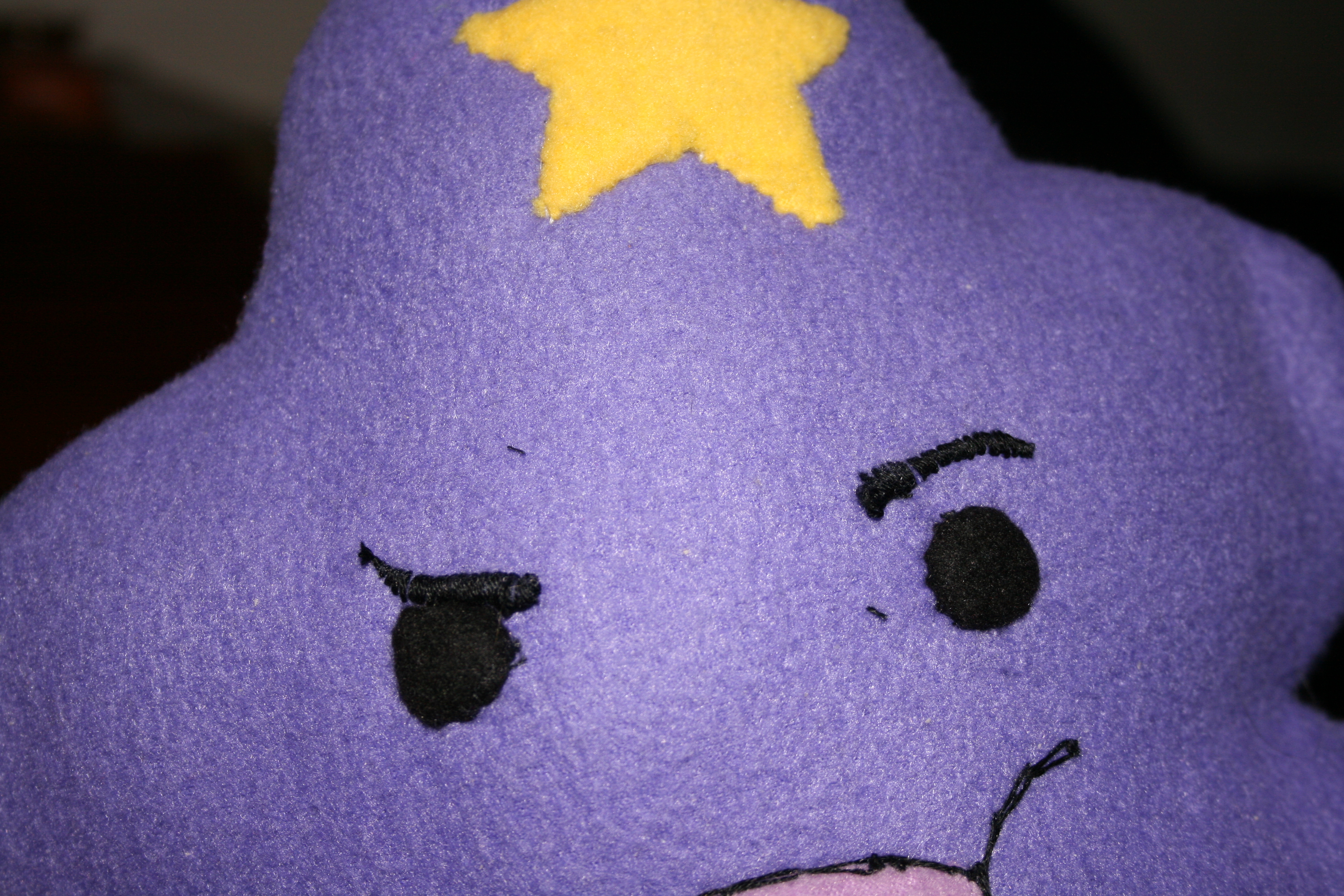 Picture of Lumpy Space Princess Pillow (Adventure Time)