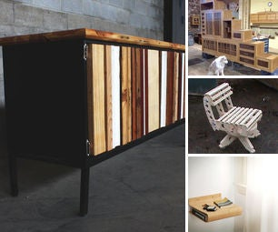 Furniture Challenge Winners