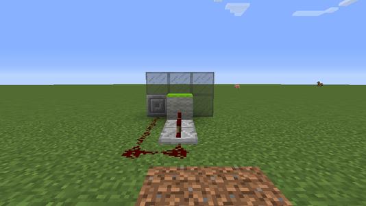 Step 4. the Redstone