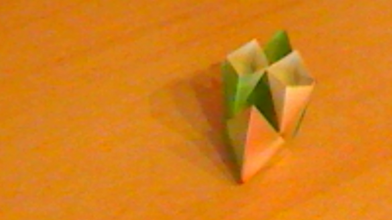 Picture of Origami Floating Steamboat