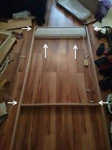 Making the Door Frame