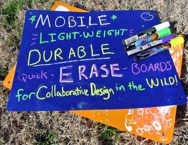Collaborative Design Boards in the Wild