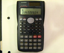 Waste time with a calculator