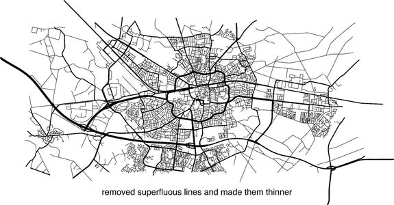 Redefine Your City Map