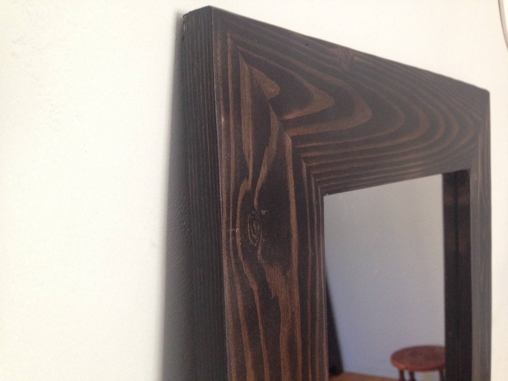 Picture of How to Make a Wood Mirror Frame
