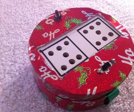 Holiday Dice Roller