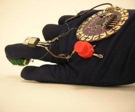 Electromagnet Superhero Glove