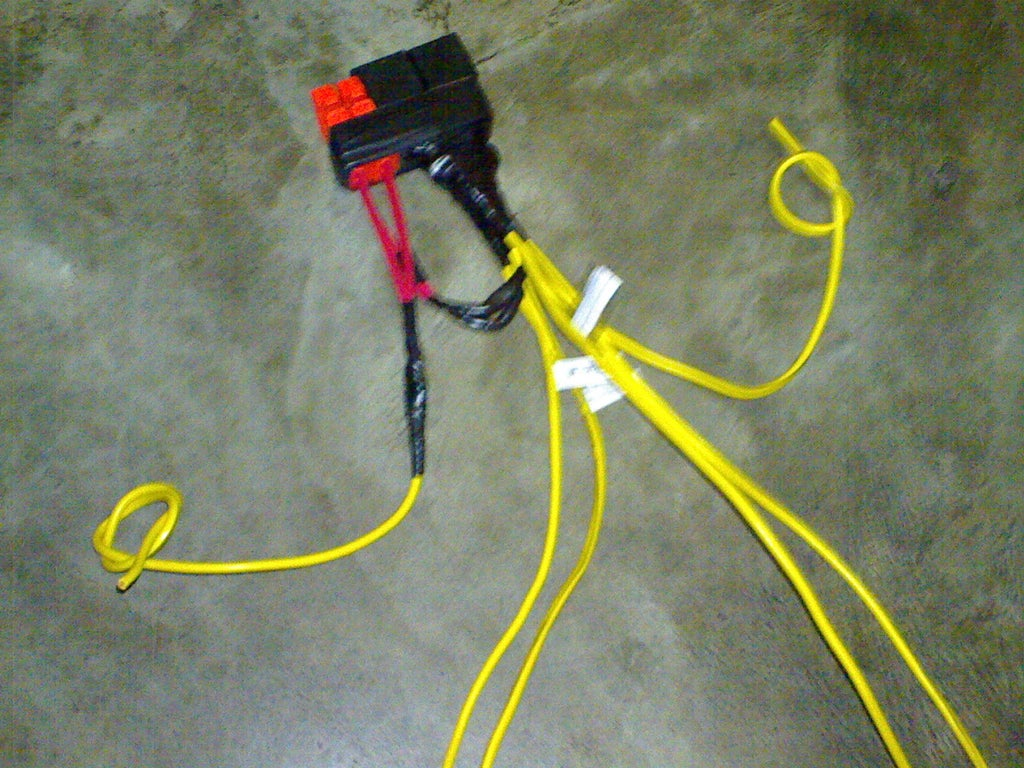How to Make a Headlight Wiring Relay Kit: 3 Steps  Leg Relay Wiring on