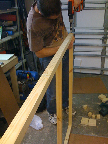 Picture of Build Frame